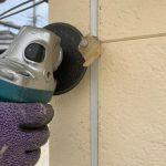 府中市にて外壁塗装 ~クラック補修・外壁の塗装~