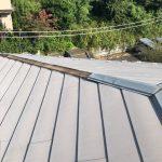 目黒区にて屋根修理(棟改修工事)