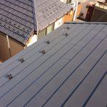 中野区にて屋根修理(カバー工法)
