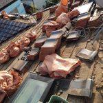 杉並区にて屋根修理 ~葺き替え~