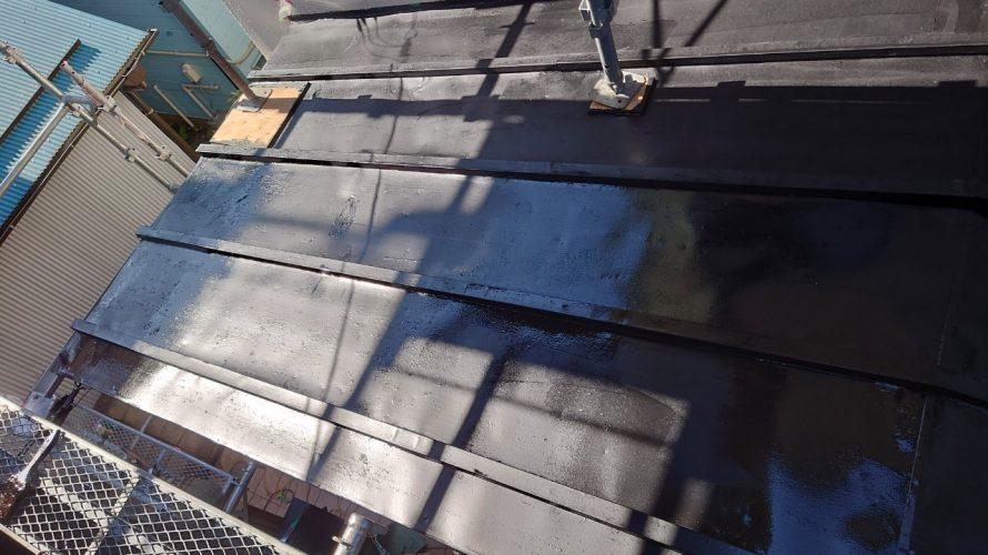 杉並区にて屋根修理 ~屋根塗装~