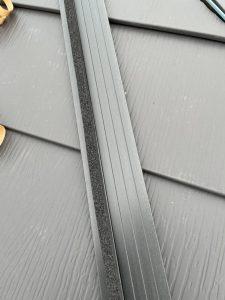 棟の土台となる貫を取り付けていきます